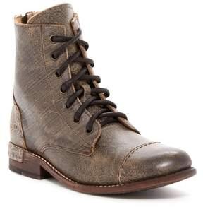 Bed Stu Bed|Stu Laurel Cap Toe Leather Boot