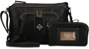 b.ø.c. Winton Crossbody with Wristlet