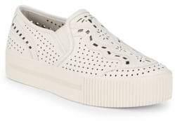 Ash Kingston Leather Sneakers