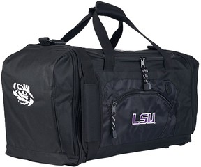 NCAA Northwest LSU Tigers Roadblock Duffel Bag
