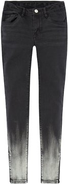 Levi's Girls 7-16 710 Super Skinny Fit Ankle Zip Jeans