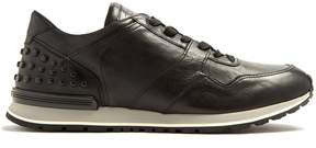 Tod's Low-top leather trainers