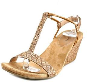 Style&Co. Style & Co Mulancar Open Toe Synthetic Sandals.