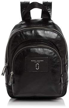 Marc Jacobs Double Pack Mini Leather Backpack