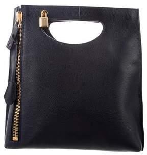 Tom Ford Leather Alix Satchel