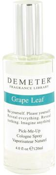 Demeter by Demeter Grape Leaf Cologne Spray for Women (4 oz)
