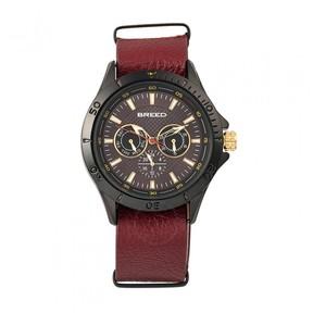 Breed Dixon Black Dial Men's Watch