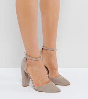 Asos PENALTY Pointed High Heels