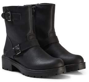 Lelli Kelly Kids Black Judit Ankle Boots
