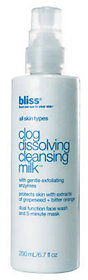 Bliss bliss Clog Dissolving Cleansing Milk, 6.7 oz