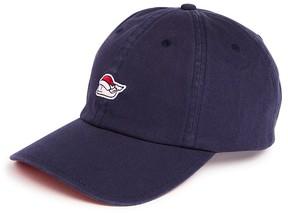 Vineyard Vines Santa Whale Mistletoe Hat
