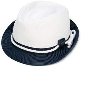 Emporio Armani Kids Fedora hat