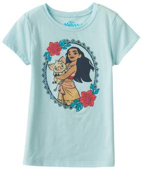 Disney Disney's Moana & Pua Girls 7-16 Graphic Tee