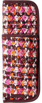 Vera Bradley Curling Flat Iron Cover Handbags - AUTUMN LEAVES - STYLE