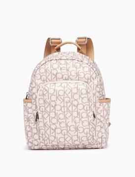 Calvin Klein nylon small backpack