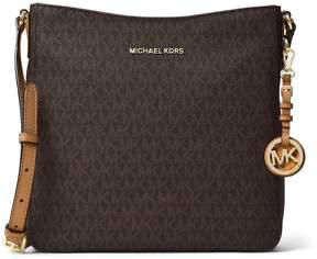 MICHAEL Michael Kors Jet Set Signature Large Cross-Body Bag