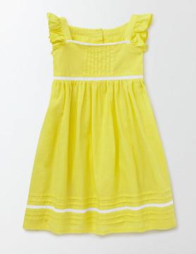Boden Lace Insert Dress