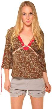 Eyeshadow 3/4 Brown Tunic