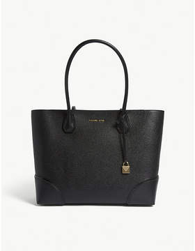 MICHAEL Michael Kors Mercer Gallery large leather tote bag