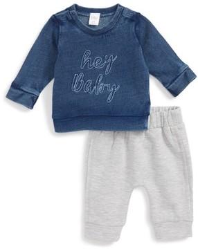 Nordstrom Infant Boy's Sweatshirt & Sweatpants Set