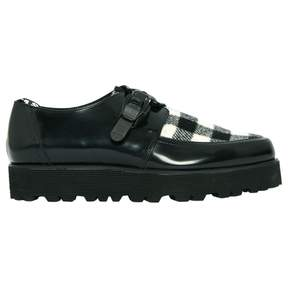 MSGM Leather Loafers