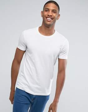 Benetton T-Shirt In White