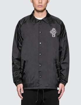 Diamond Supply Co. Dogtown x Diamond Dog Coaches Jacket