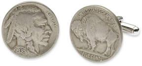 Asstd National Brand Buffalo Nickel Cuff Links