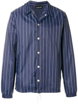 Fila pinstripe shirt jacket