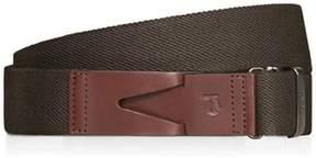 Tod's Men's Brown Fabric Belt.