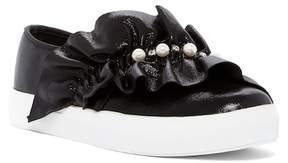 Chinese Laundry Jean Genie Shimmery Slip-On Sneaker