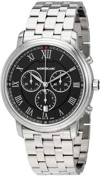Montblanc Tradition Black Dial Men's Chronograph Watch