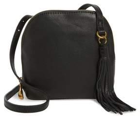 Hobo Nash Calfskin Leather Crossbody Bag - Black