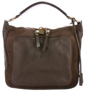 Louis Vuitton Empreinte Audacieuse PM - BROWN - STYLE