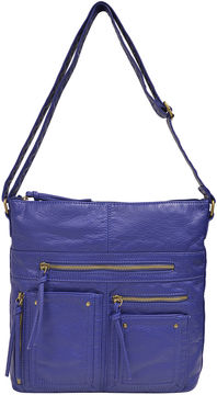 Bueno Of California Bueno Multi-Zip Crossbody Bag