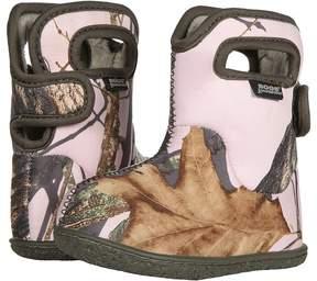 Bogs Baby Camo Girls Shoes
