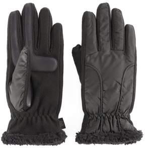 Isotoner Women's Fleece smarTouch smartDRI Tech Gloves