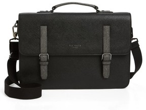 Ted Baker Men's Chase Messenger Bag - Black