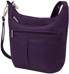 Travelon Anti-Theft Classic Light Slouch Hobo Bag