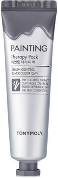 Tony Moly Tonymoly Painting Therapy Pack - Sebum Control Black Color Clay