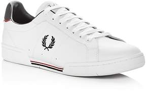 Fred Perry B722 Leather Lace Up Sneakers