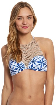Bikini Lab Swimwear TieDye Another Day Bralette Bikini Top - 8153506
