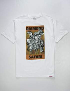 Diamond Supply Co. Safari Mens T-Shirt