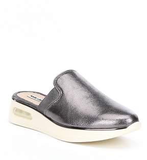 Karl Lagerfeld Paris PARIS Calista Metallic Air Sneakers Mules