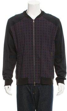 Dries Van Noten Embroidered Zip-Up Jacket