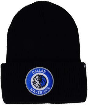 '47 Dallas Mavericks Ice Block Cuff Knit Hat