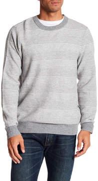 Qi Crew Neck Honeycomb Cashmere Sweater