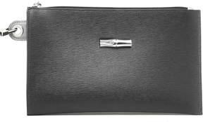 Longchamp Pochette - C20MARINEARGENT - STYLE