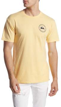 Quiksilver Stamped Logo Tee