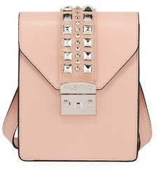 Mario Valentino Valentino By Bridgette Palmellato Leather Shoulder Bag